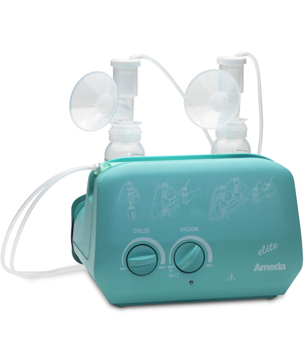 Ameda Elite Electric Hospital Grade Breast Pump