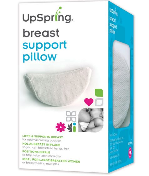 UpSpring Breast Support Pillow