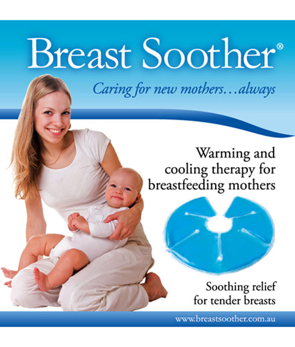 Breast soother