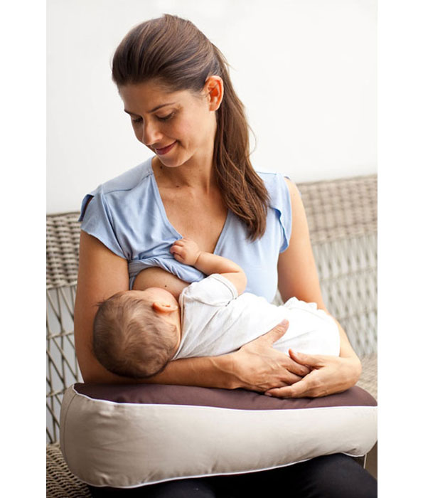 Milkbar Portable Breastfeeding Pillow