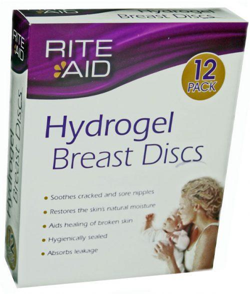 Hydrogel Breast Discs
