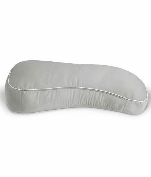 BFP142 Milkbar Portable Breastfeeding Pillow Grey