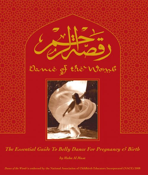 Dance of the Womb book