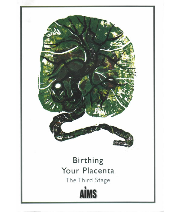 Birthing Your Placenta book