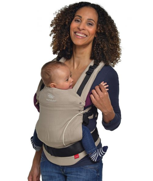 Manduca Pure Cotton Baby Carrier Desert Sand