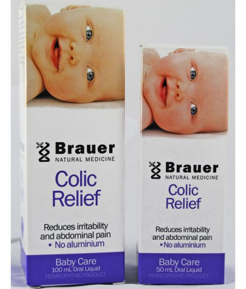 Brauer Colic Relief 50ml