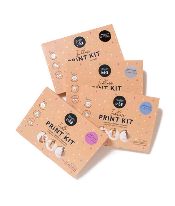 Baby Ink Less Print Kits