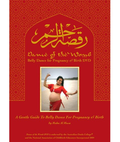 Dance of the Womb Belly dance for Pregnancy and Birth DVD