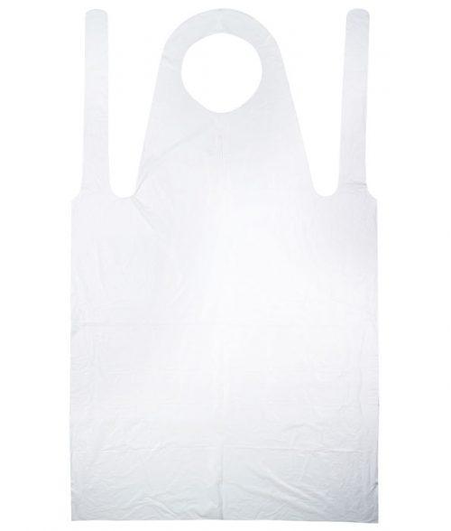 MW145 White Apron Sterile