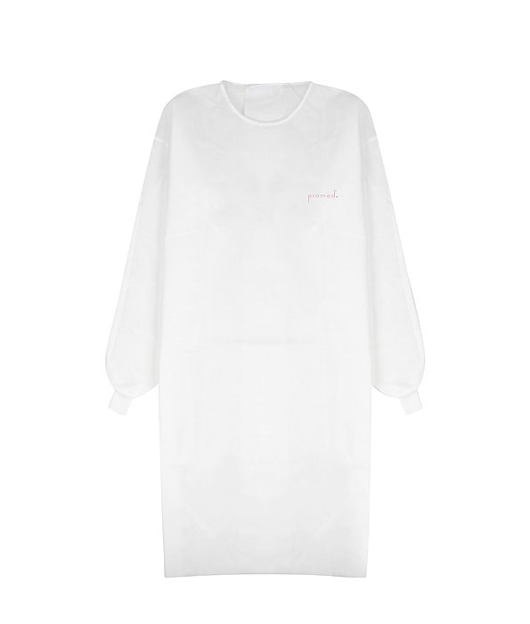 Cover Gown White