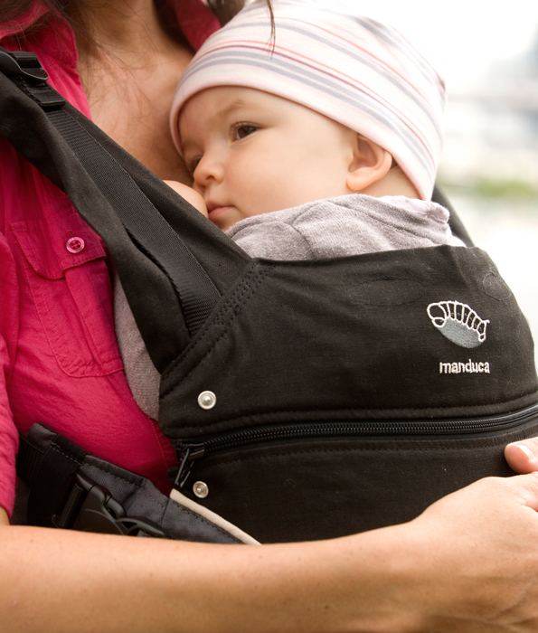Manduca Pure Cotton Baby Carrier