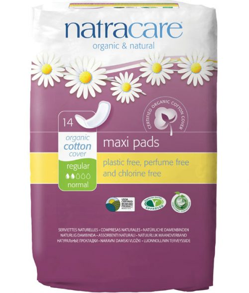 Natracare Regular Pads