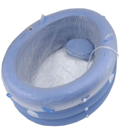 Birth Pool in the Box Liner