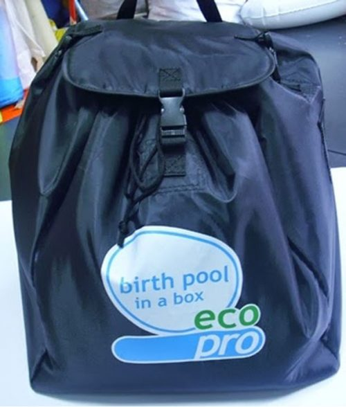Birth Pool In A Box Carry All Bag