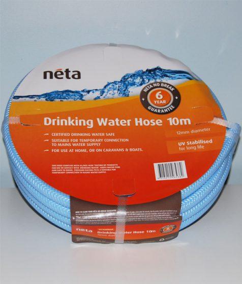 Neta Drinking Water Hose 10 metres