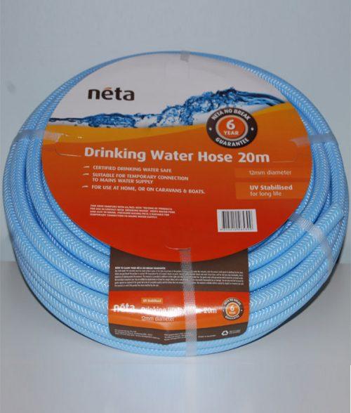 Neta Drinking Water Hose 20 metres