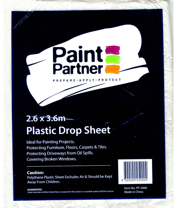 Clear Protective Plastic Sheet