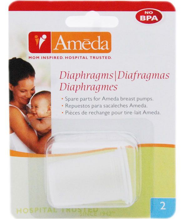 Ameda Silicone Diaphragm for Milk Collection kit