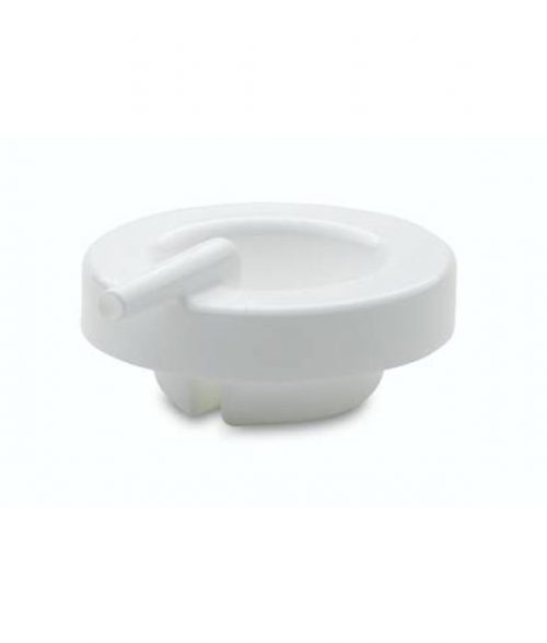 Ameda adapter cap for milk collection kit