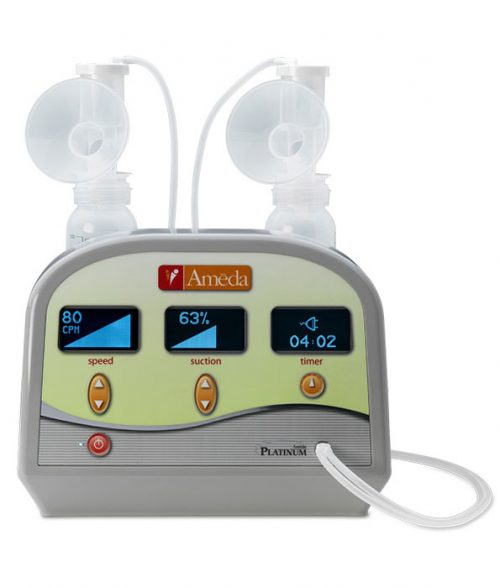 Ameda Platinum Hospital Grade Breast Pump