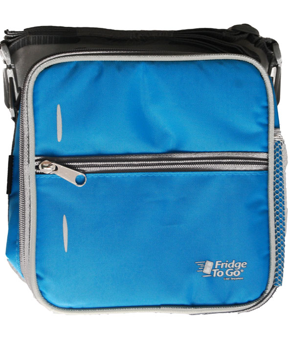Fridge to Go Cooler Bag Blue