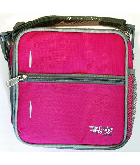 Fridge to Go Cooler Bag Pink