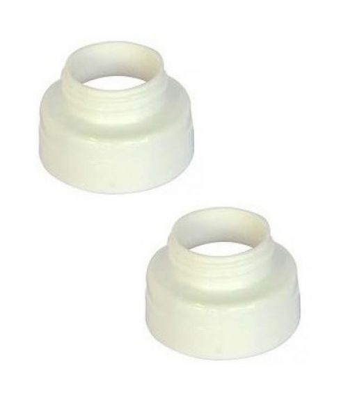Spectra Wide Neck Bottle Adapters Set of 2