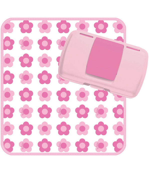 BP036 B.Box Nappy Wallet Flower Power 1