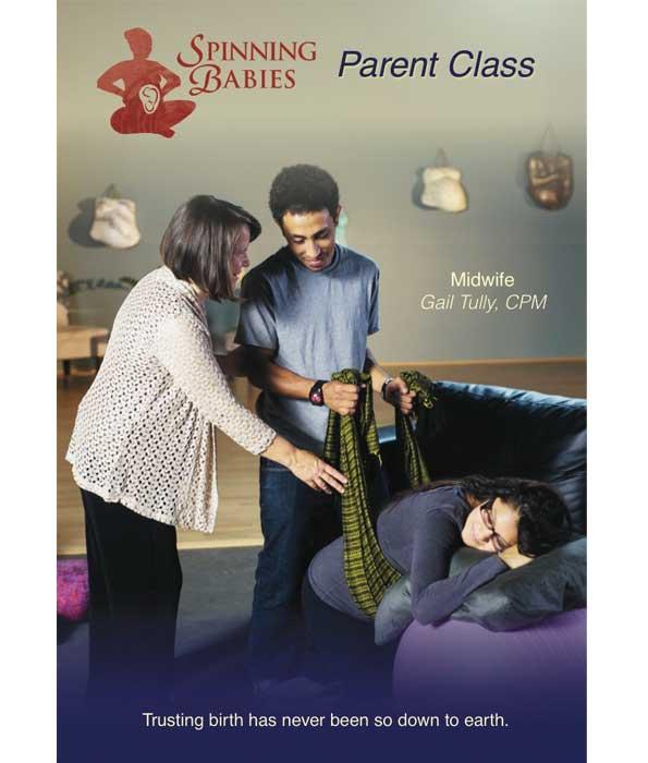 Spinning Babies Parent Class DVD