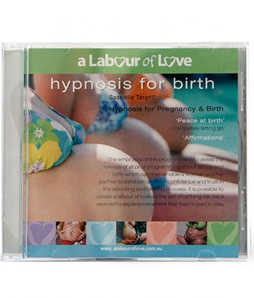 Hypnosis for birth CD 2