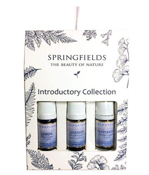 Springfields Essential Oil Trio
