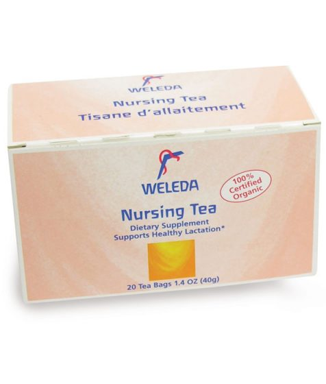 Weleda Nursing Tea Bags