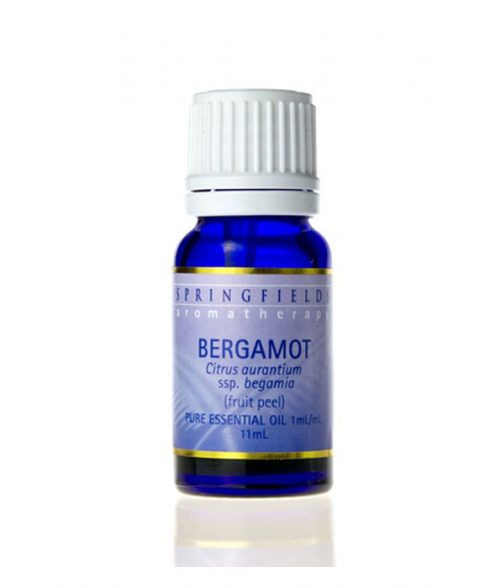 Springfields Bergamot Essential Oil 11ml