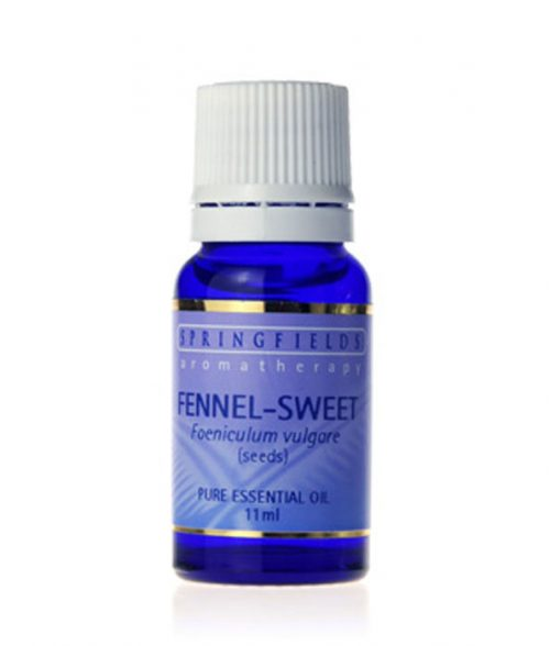 Springfields Sweet Fennel Essential Oil 11ml