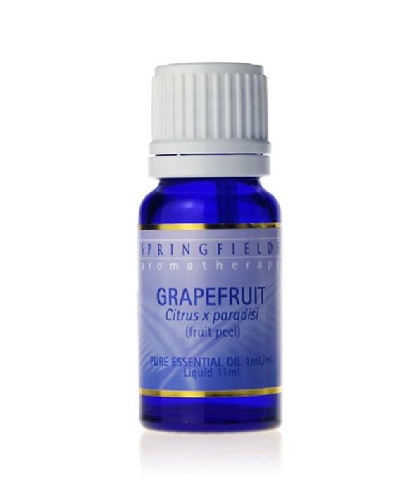Springfields Grapefruit Essential Oil 11ml