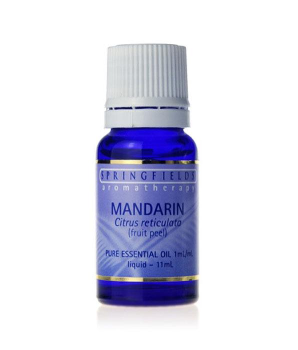 Springfields Mandarin Essential Oil 11ml