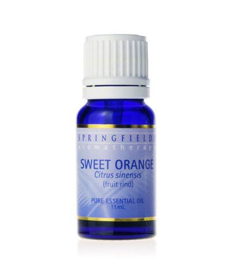 Springfields Sweet Orange Essential Oil 11ml