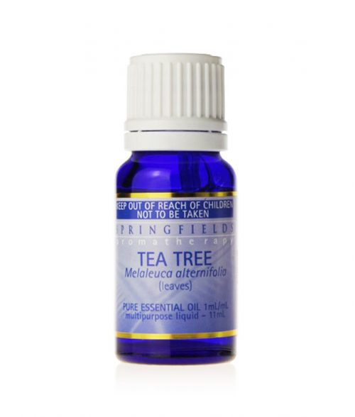 Springfields Tea Tree Essential Oil 11ml