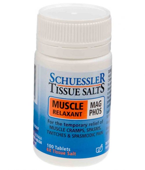 Schuessler Tissue Salts: Glandular Tonic Kali Mur Tablets 125