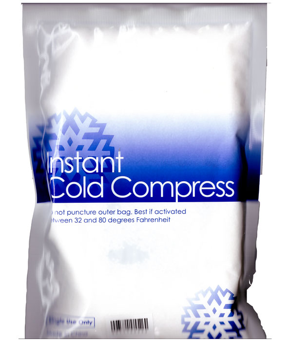 Instant Cold Compress Disposable