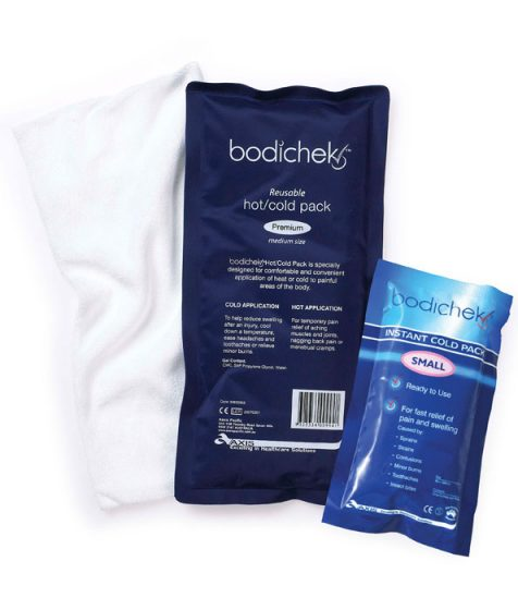 Bodicheck Premium Hot and Cold Pack Medium Nylon