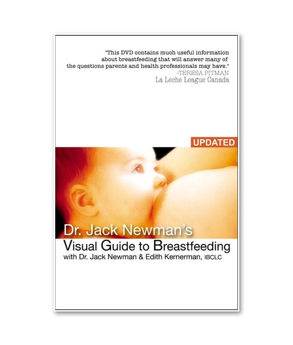 Dr Jack Newman's Visual Guide to Breastfeeding DVD