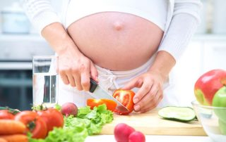 Safe Eating and Drinking Before and During Pregnancy