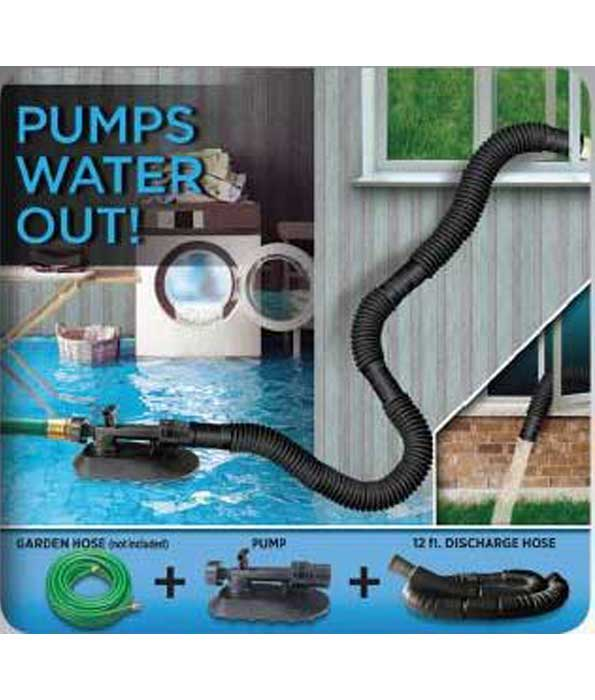 birth pool drainer, submersible pump