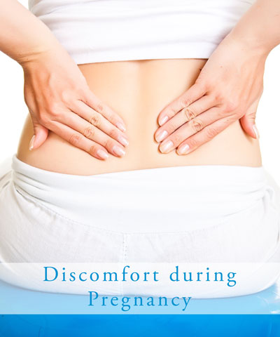 Discomfort during pregnancy