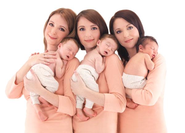 My Pregnancy A Woman's Story triplets