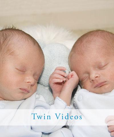 Twin videos
