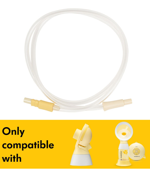 Replacement tubing for Swing Flex™ single electric breast pump