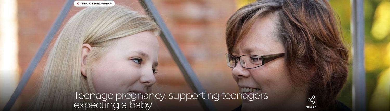 Raising children network for pregnant teenagers