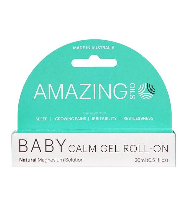Amazing Oils Baby Calm Gel Roll-On